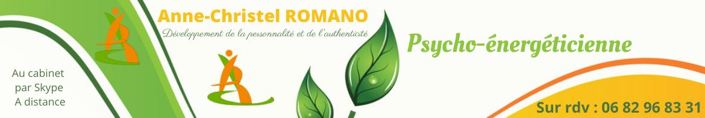 Anne-Christel ROMANO | Thérapeute énergéticienne , Hypnothérapeute