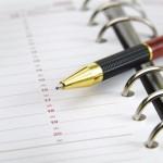 agenda-événements de la thérapeute