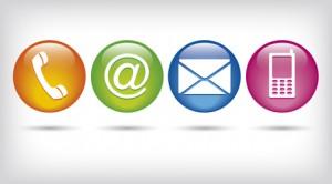 Prendre contact téléphone ou par mail avec votre thérapeute