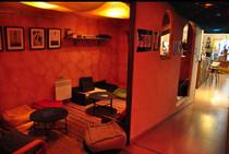 Photo du salon Zandoli qui nous accueillera lors de nos psycho-thé